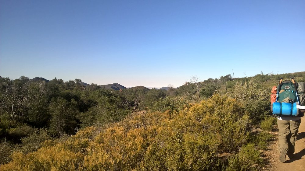 Trail Review: Noble Canyon Trail