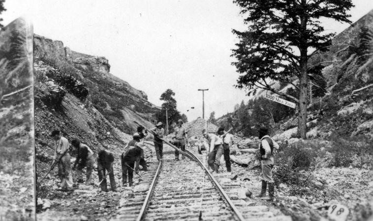 A Guide to Hiking the Former Transcontinental Railroad