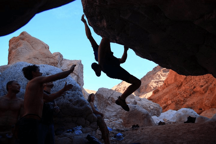 Rock Climbing in North America's Backcountry: An Interview with Matthew Oberhardt