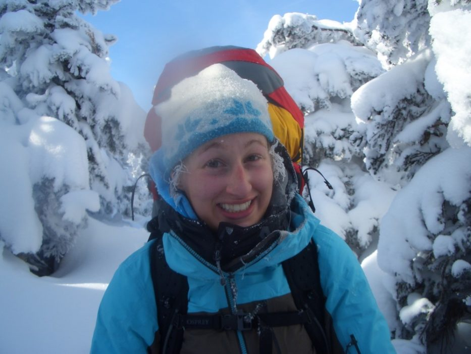 How One Woman's Hike Ended Too Cold, Too Fast
