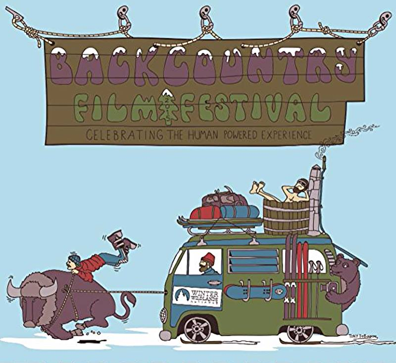 6 Reasons to Attend the Backcountry Film Festival