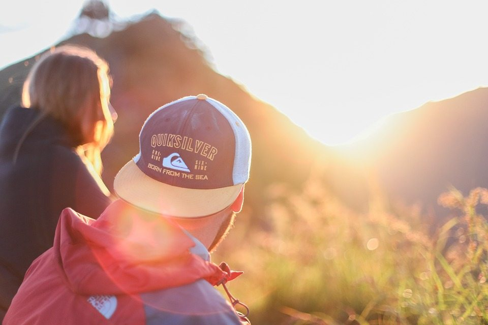 11 Reasons to Camp with Your Significant Other