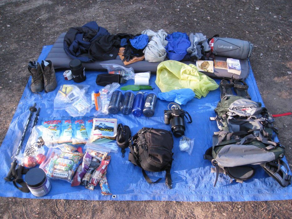 10 Tips for Bringing Food on the Trail