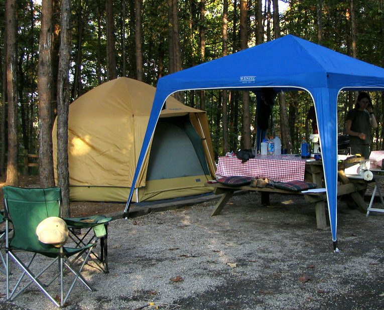 How To Create Your Campsite Living Room Love The Backcountry