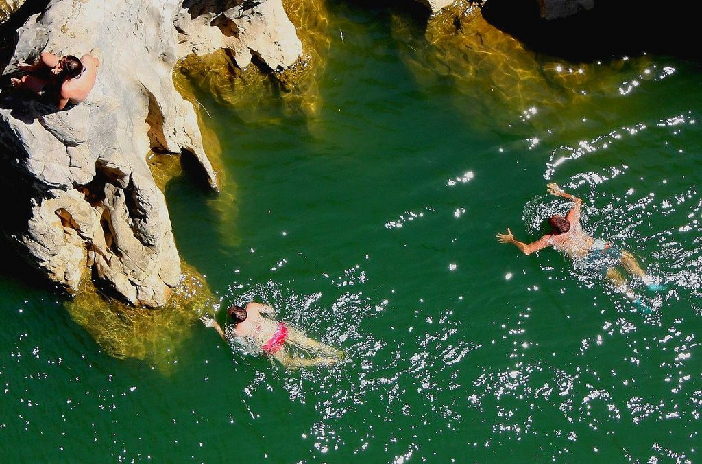 The 9 Best Swimming Holes for a Backcountry Dip
