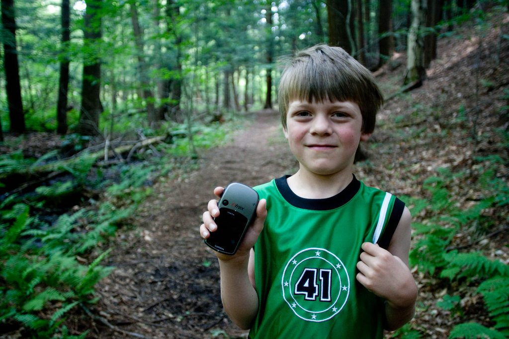 A Step by Step Guide to Using a Handheld GPS