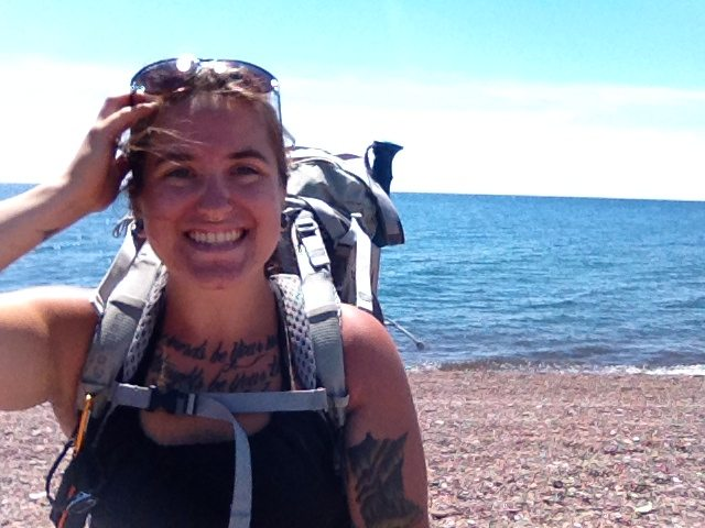 Angela Goettl Sheds Light on the Side of Hiking No One Talks About