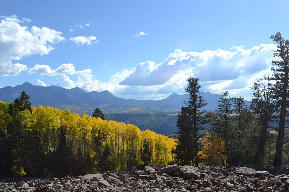 Not Sure Which National Parks To Go Backpacking in This Fall? Try These