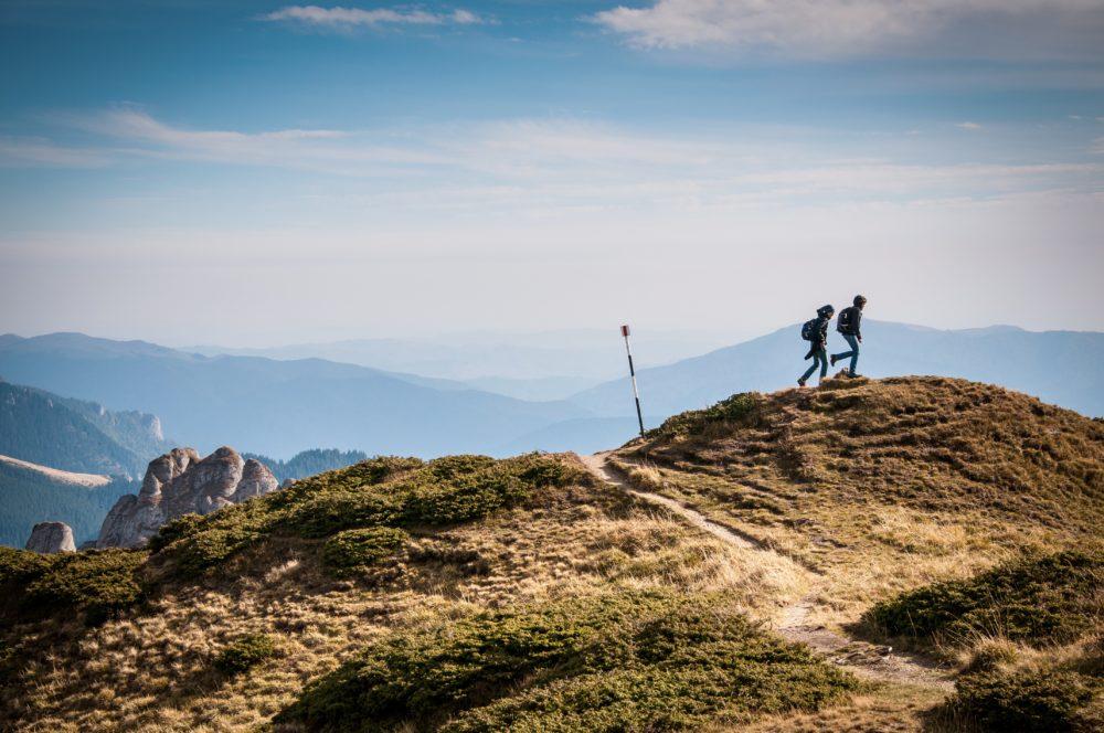 first hiking app, ViewRanger