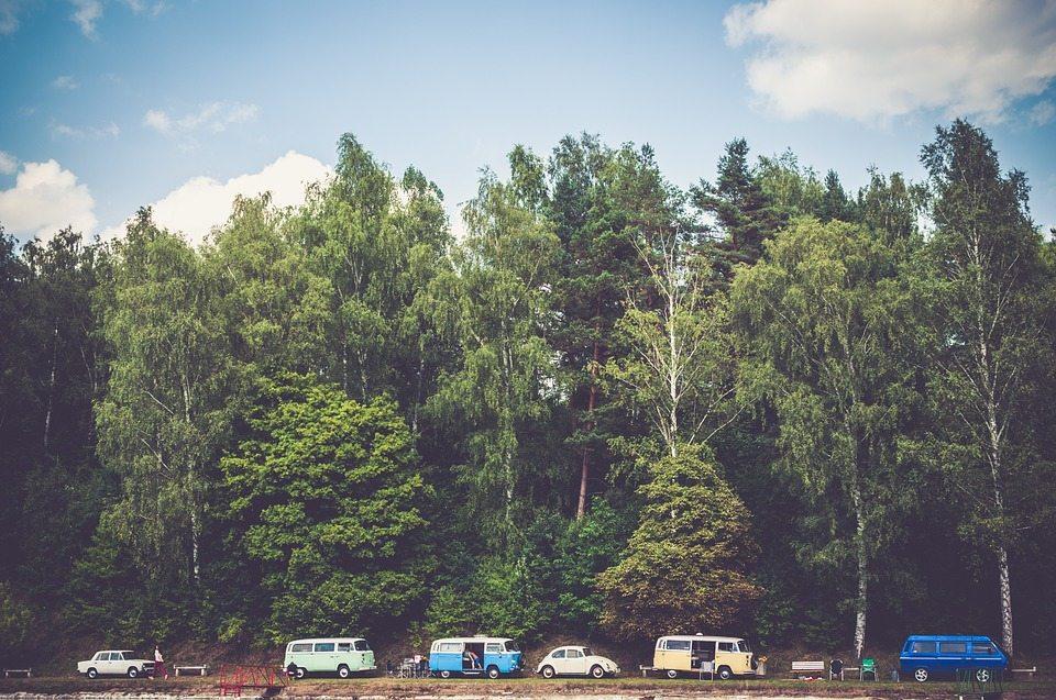 5 Beautiful Car Camping Spots in The Northeast U.S.