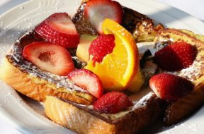 Pull Apart French Toast