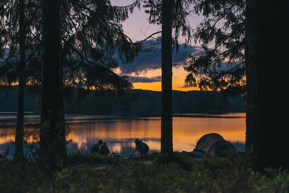 Having Trouble Finding a Campsite? Hipcamp Can Help!