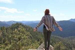year of adventure, women who hike
