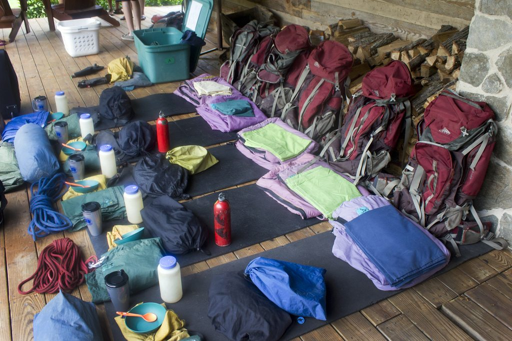 Three Steps To Planning Your Food Schedule for A Thru-Hike