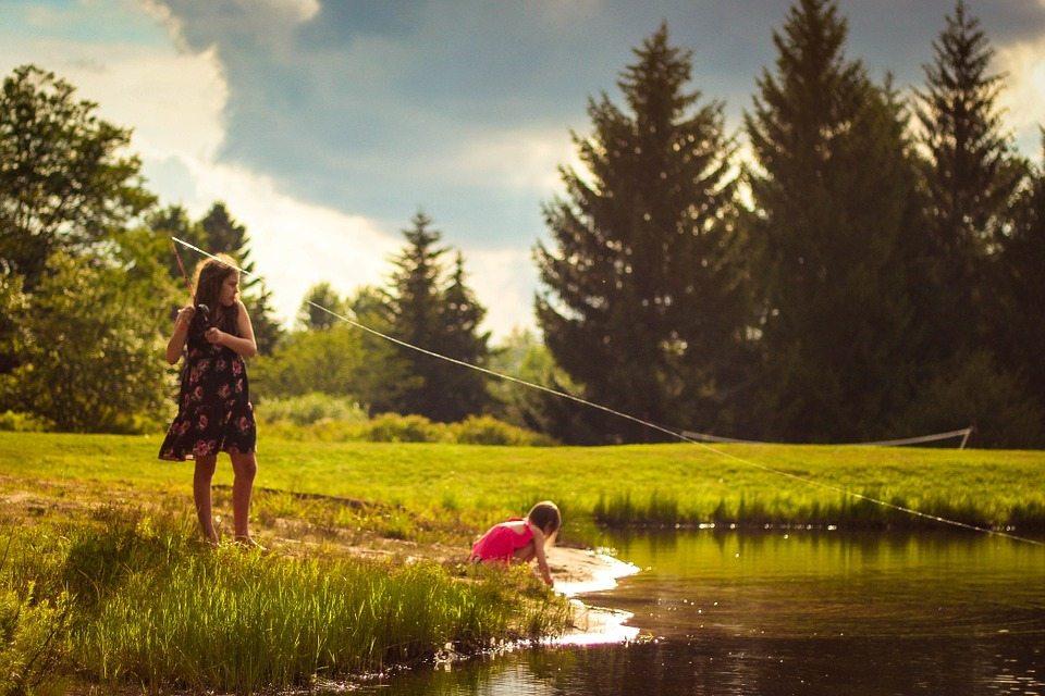 How To Catch and Cook a Fish in the Great Outdoors