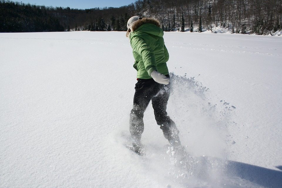 Want Try Something New This Winter? Here's Snowshoeing 101