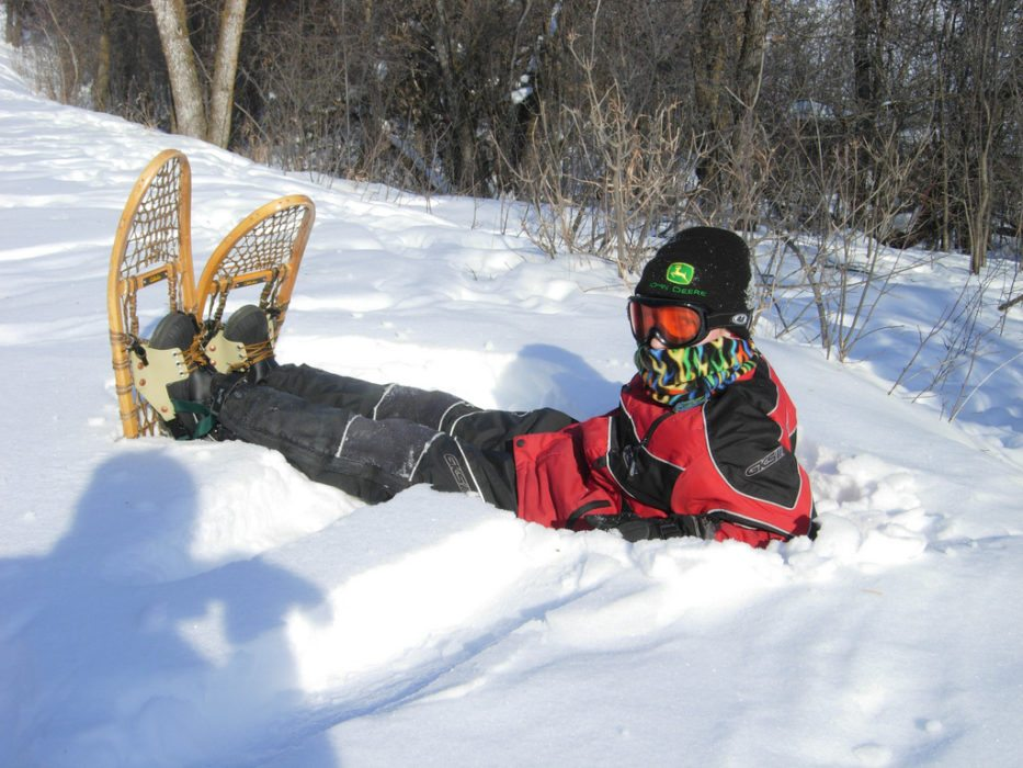5 Awesome Things You Can Do With Snowshoes Instead of Just Snowshoeing