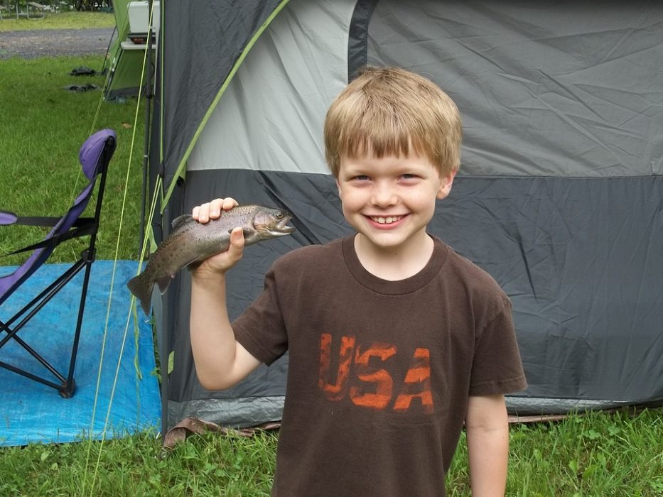summer camping reservations