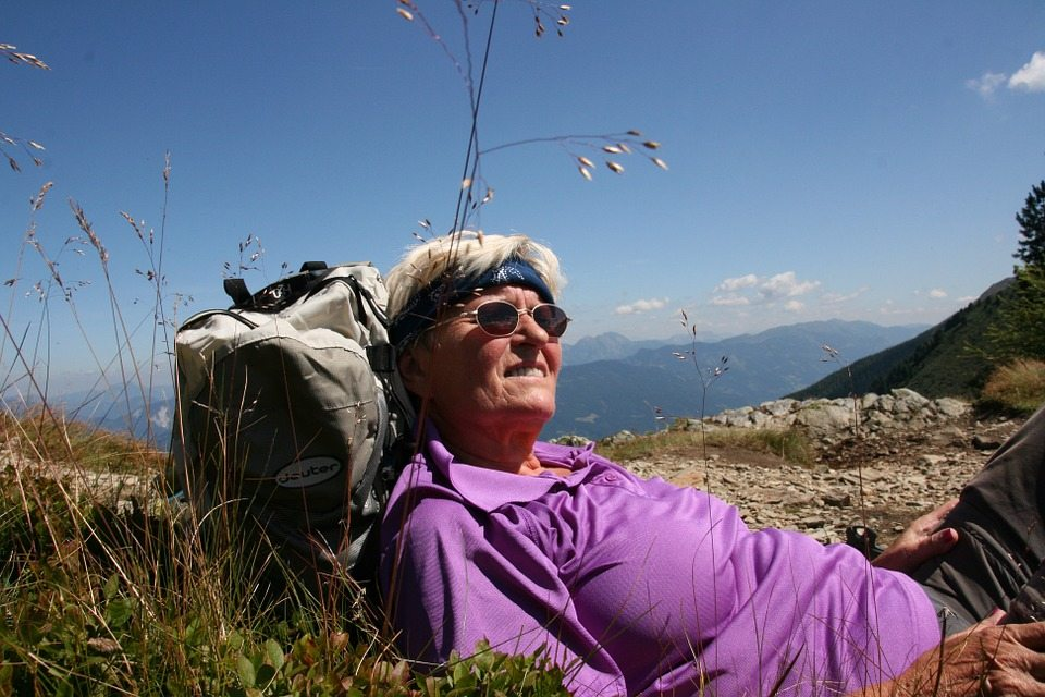 This is How You Should Always Take a Break While You Hike