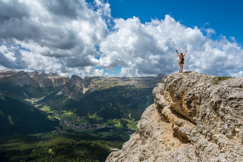 Tips for Hiking with Chronic Back Pain