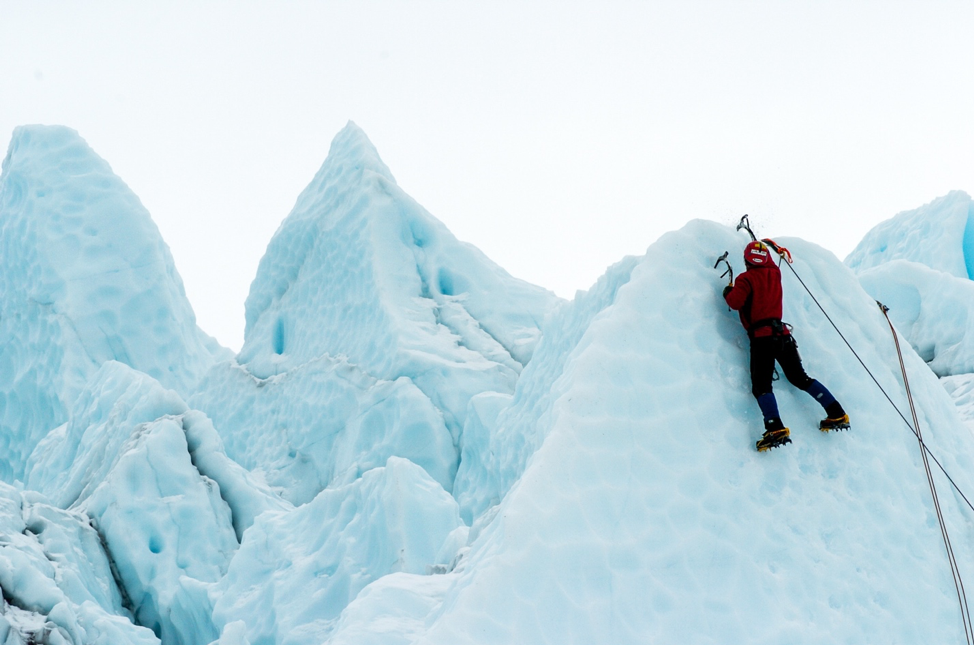 Proper Layering for Alpine Climbing in Intense Winter Conditions