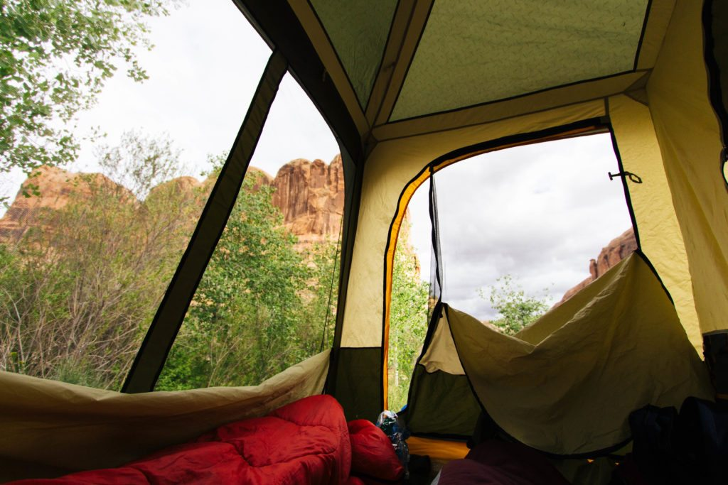 How to Furnish Your Tent To Be Comfortable While Camping